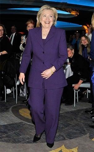 Hillary Clinton Fashion