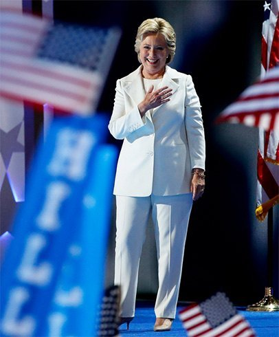 Hillary Clinton Most Admired Woman