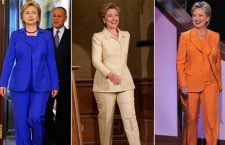 Who Designs Hillary Clinton S Pant Suits
