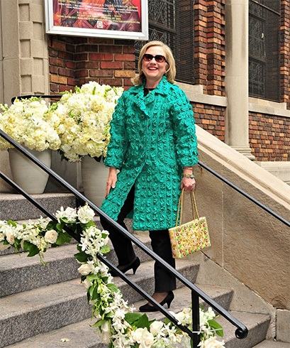 Hillary Clinton Most Fashionable Looks