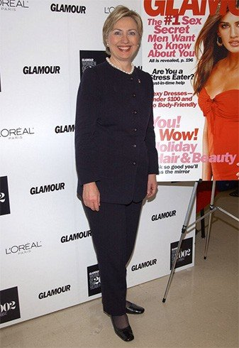 Hillary Clinton Pant Suit