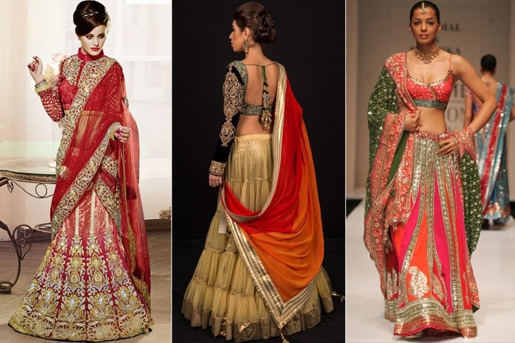 5 Best Lehenga According To Your Body Type