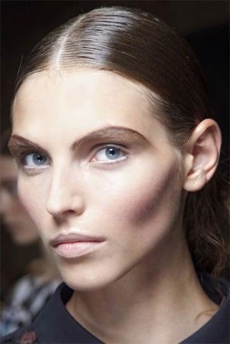 White Eyeliner ist der neue Trend, Glamming Promis ist