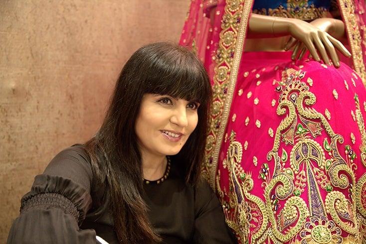 Indian Designer Neeta Lulla
