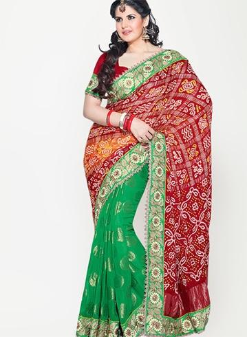 Indian Sari Material
