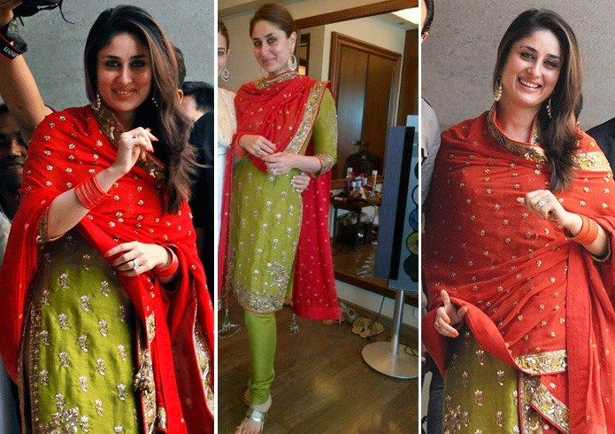 Marriage Looks Of Kareena Kapoor