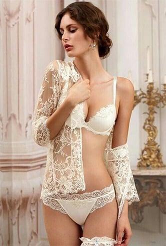 Lace Bridal Lingerie
