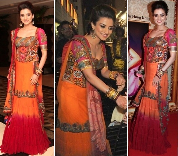 nishka lulla wedding collections