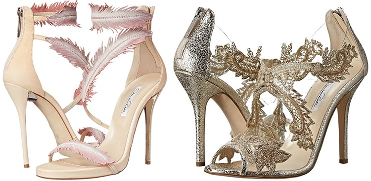 Nouveau Wedding Shoes Ideas