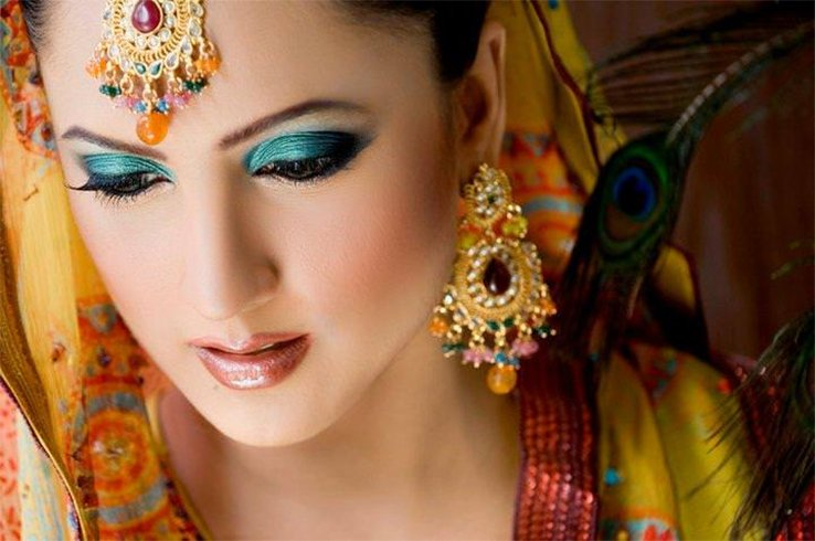 Pakistani Eye Makeup