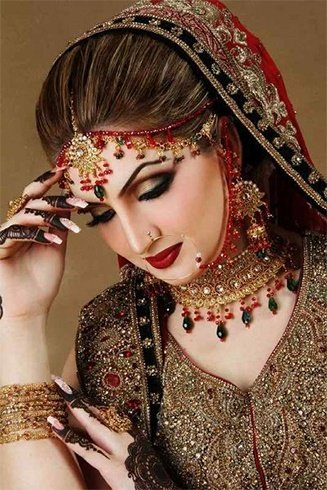 Pakistani Makeup Tips