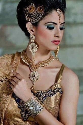 Pakistani Womens Bridal Fashion