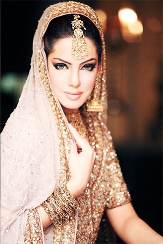Pakistani Womens Party Makeup