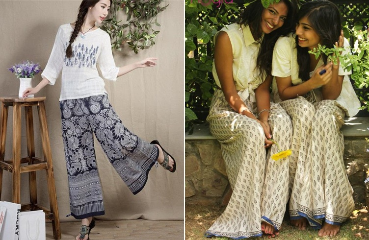 Palazzos Pants Online