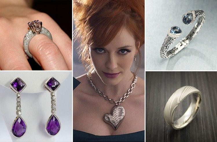 Palladium Jewelry
