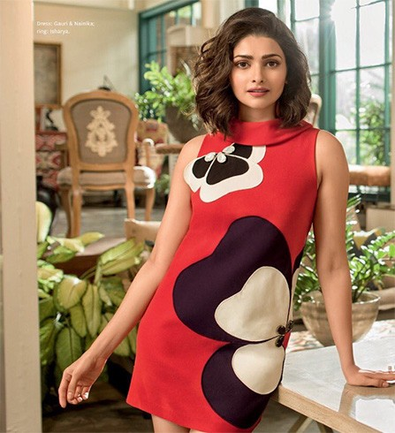 Prachi Desai Better Homes And Gardens Shoot