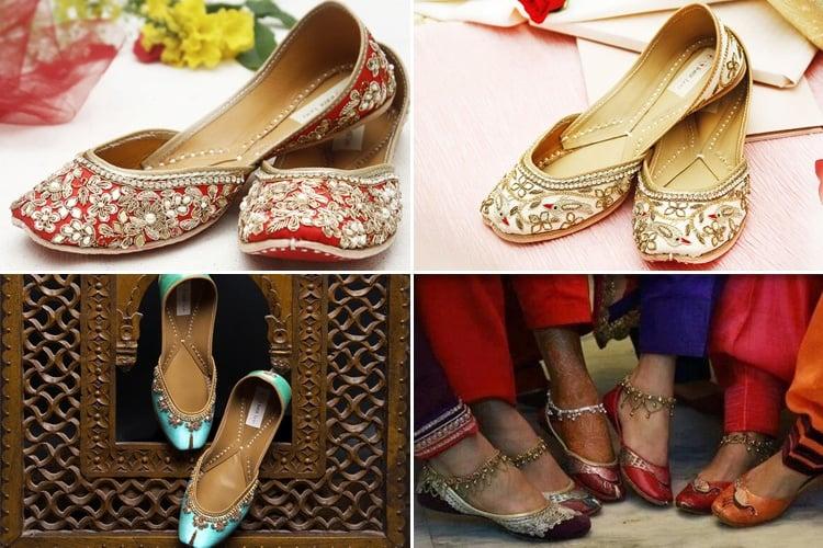 Punjabi Jutti Designs