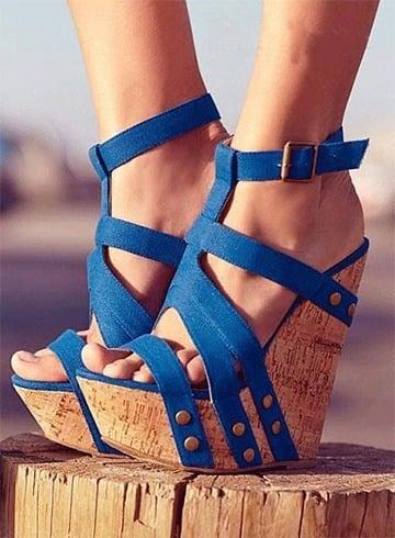 Retro Style Footwear