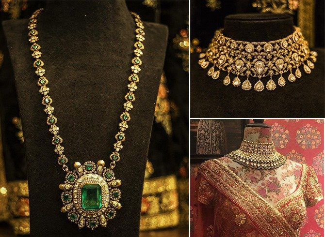 Royal Pieces By Kishandas Jewellery For Sabyasachi