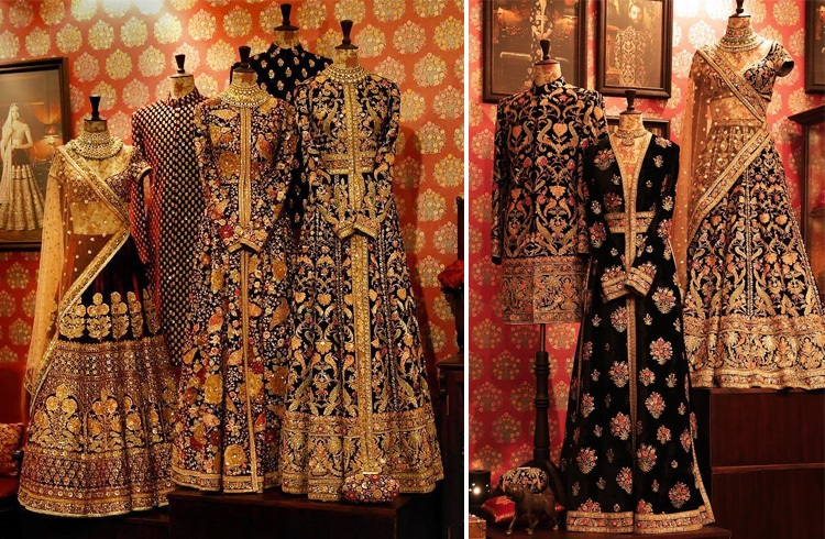 Sabyasachi Mukherjee Wedding Show 2016