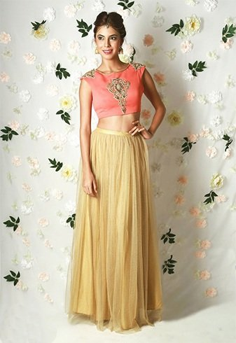 Saree Blouse Outfits