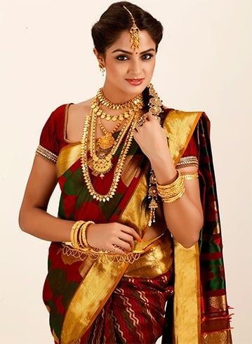 Saree Material Types