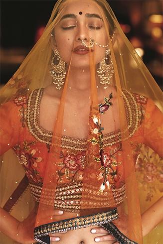 Sayani Gupta Femina Wedding Times August 2016 Shoot