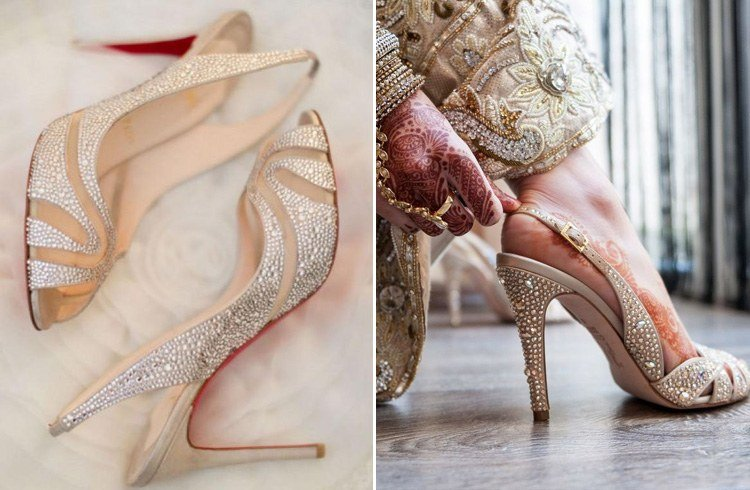 Slingbacks For Wedding