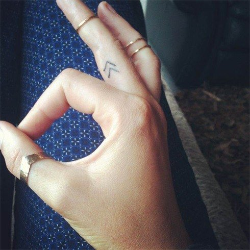 Small Tattoos With Big Meaning