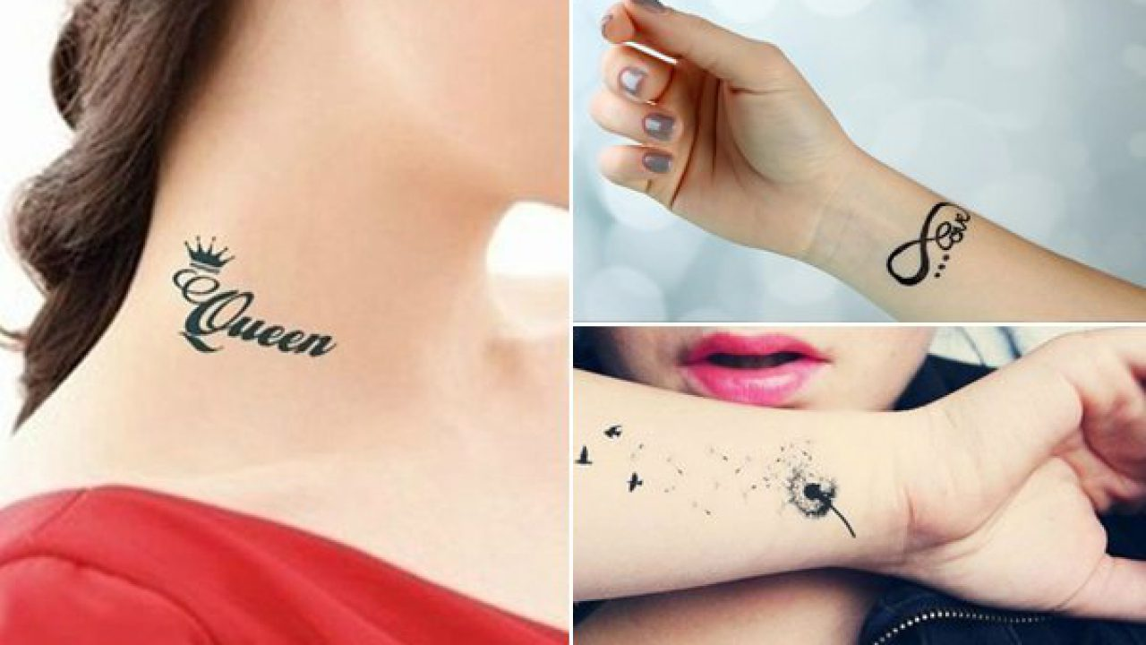 Ideas For Small Tattoos With Meaning Which Every Girl Would Love To Flaunt