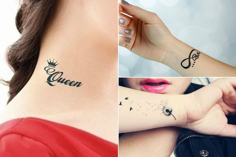 Small Tattoo Designs For Girls: Ideas For Small Tattoos With Meaning Which Every Girl