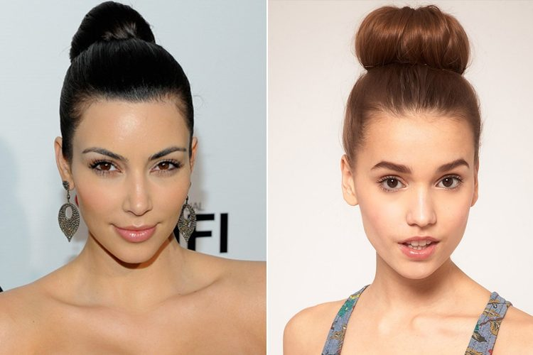 Astounding What Is The Cute Sock Bun And How Do You Wear It To College Hairstyles For Women Draintrainus