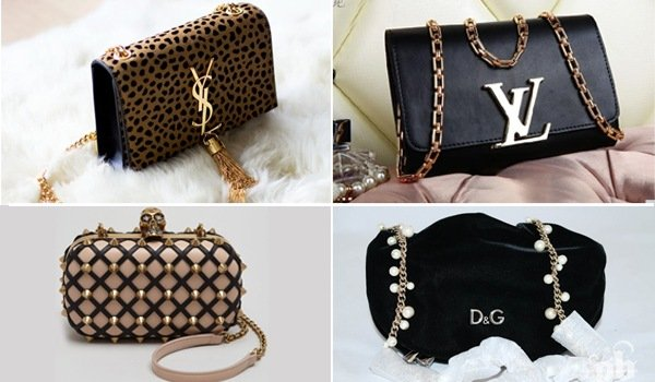 You Need To Have These Trendy Designer Clutch Bags To Complete A ...