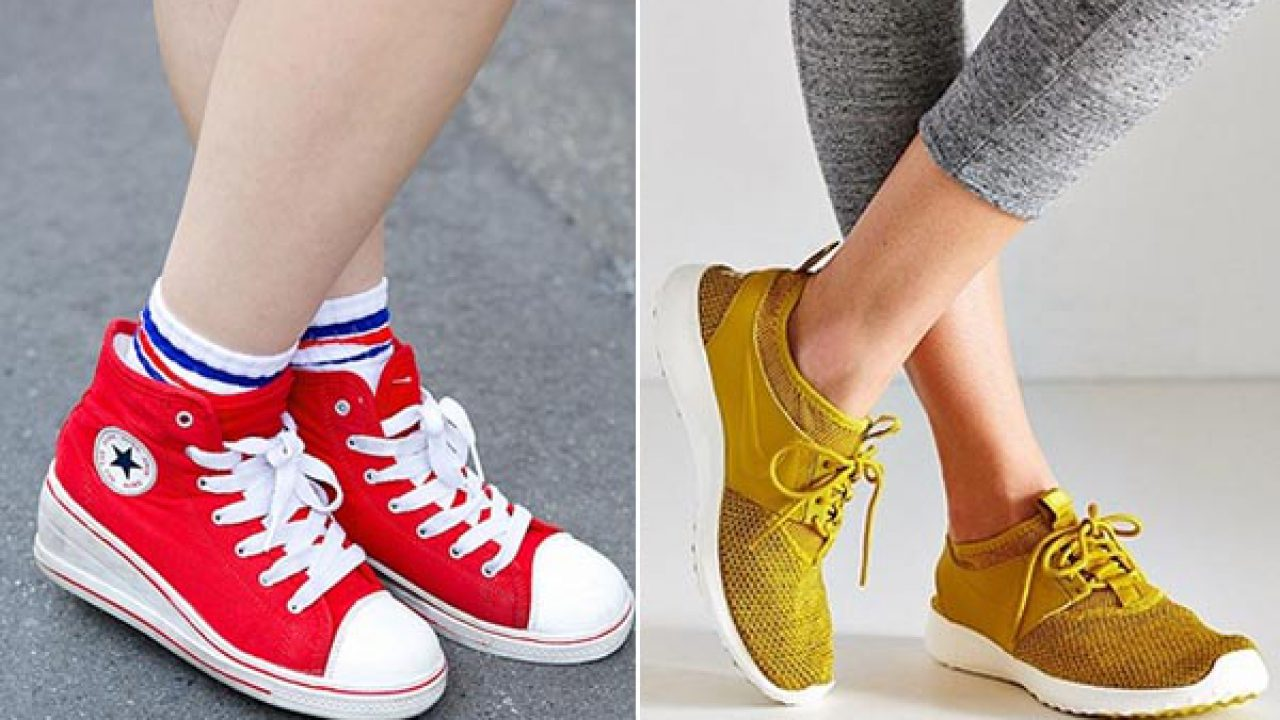 Types Of Sneakers For The Shoe Obsessed Girls