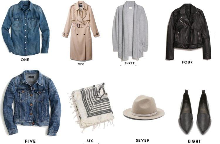 Wardrobe Eessentials