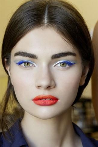 Ways To Apply Color Blocking Makeup