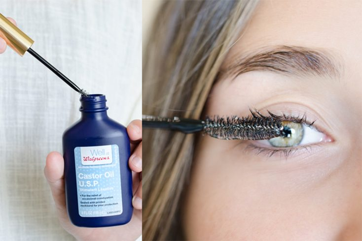 ways to reuse old mascara wands