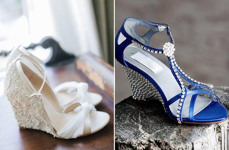 Wedge Heels For Wedding