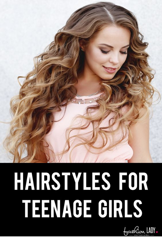 20 hairstyles for teenage girls � get your style dose now