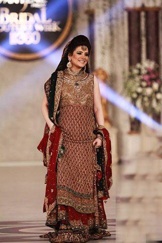 Aisha Imran bridal couture