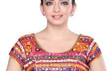 Cotton Regular Fit Saree Blouse