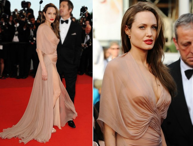 Angelina Jolie At Cannes 2016