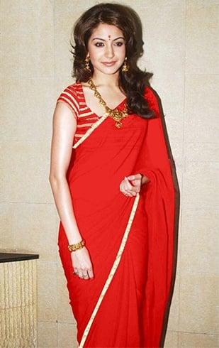 Sexy In Ihrem Sari