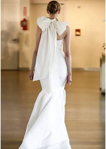 back bridal