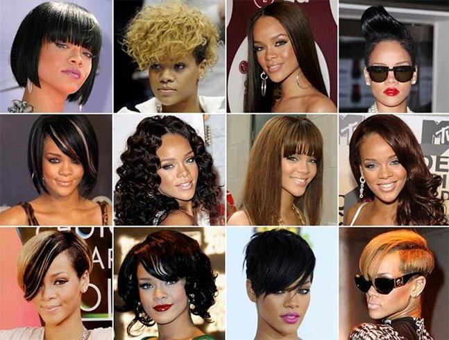 Boldest Celebrity Hair Transformation