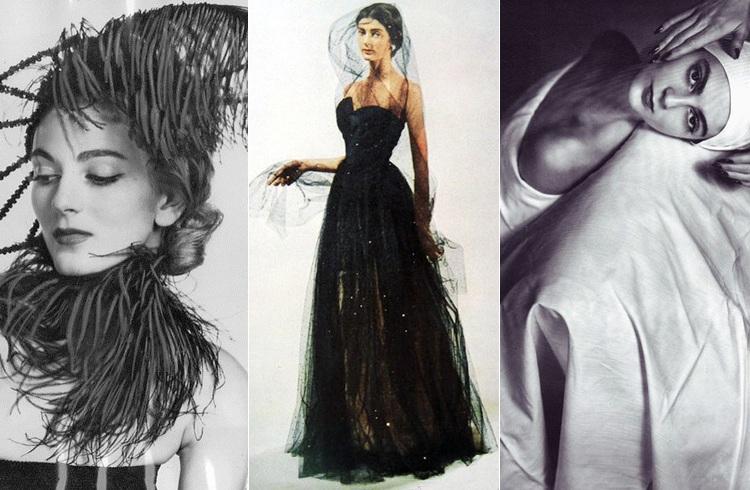 Carmen Dell Orefice Fashion