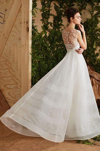 Carolina Herrera bridal