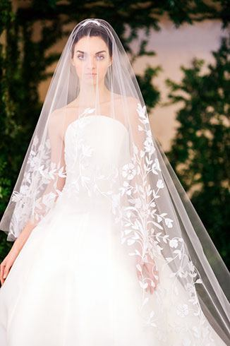 Carolina Herrera Wedding Gowns