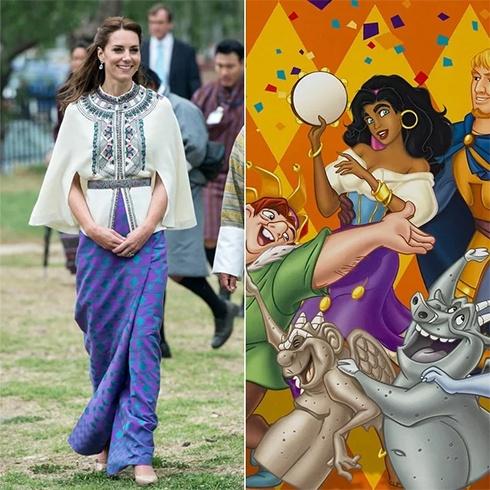 Disney Princess Styles