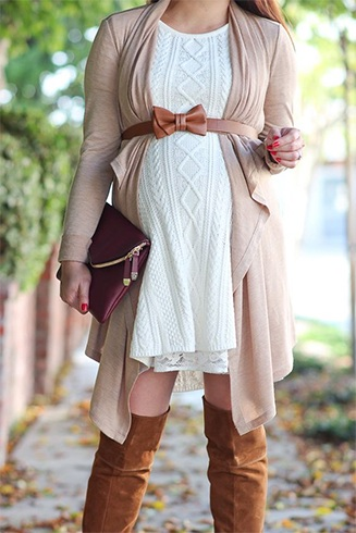 Maternity Fashion Trends This Fall For Pregnant Moms